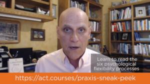 Steven C. Hayes, PhD Online ACT training